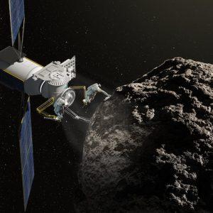 От астероидите ще бъдат добивани полезни изкопаеми