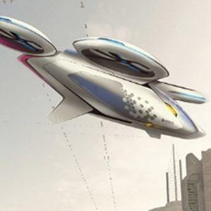 Airbus ще създава безпилотно летящо такси
