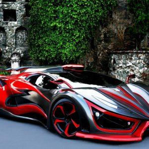 Мексиканци пускат серия супер автомобил с 1400 к.с.