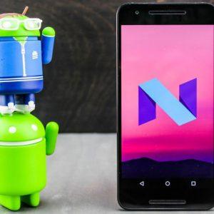 Официален релииз на Android 7.0 Nougat