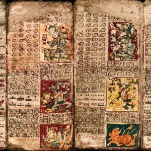 Разкриха тайната на Венерения календар кодекса на Майте