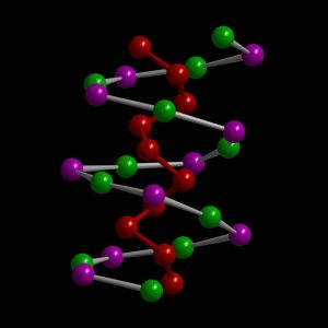 Германци открили полупроводник с спираловидна структура на атомите