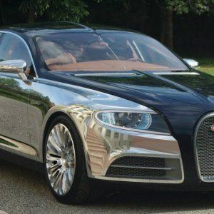 Bugatti се върна към идеята си да пусне в серийно производство супер седан