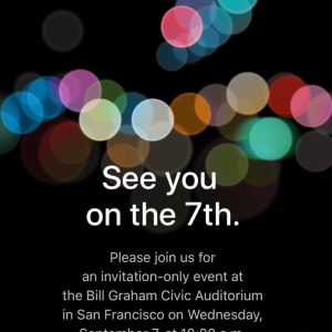 на живо Apple представя новият си iPhone