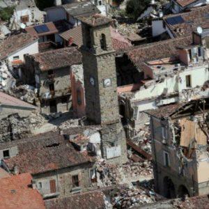 На 24 Август в Италия са регистрирани 5000 земетресения