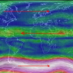 Необичайни промени в стратосферата на Земята