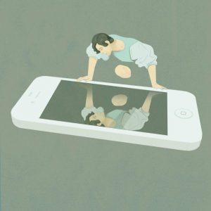 17 илюстрации, които отразяват същността на съвременното общество