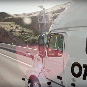 Безпилотен камион направи първия си търговски превоз – Видео