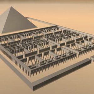Египетският лабиринт пази тайни на древните цивилизации.