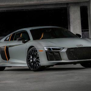 Audi представи първият сериен автомобил в света с лазерни фарове