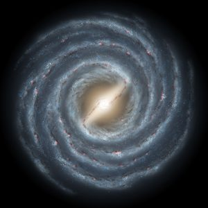 Астрономите са открили група от бързо движещи се звезди в нашата галактика