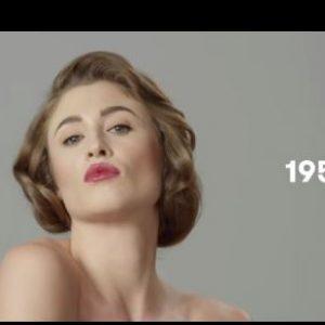 100 гошно развитие на френската мода само в 1,5 минута – ВИДЕО