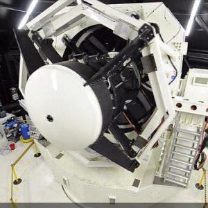 DARPA предава на US Air Force мощен телескоп за изследване на космоса