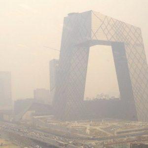 Китай се задушава от смог