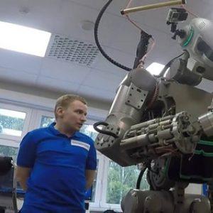 В Русия е създаден робот за космически полети – Видео