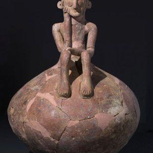 """В Израел откриха древна статуя като """"мислителя на Роден"""""""