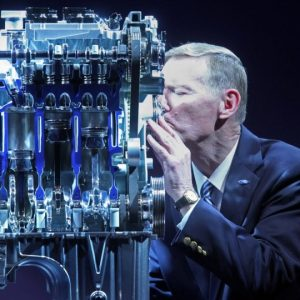 Ford научиха  трицилиндровият си двигател да изключва цилиндрите