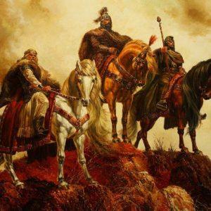 С какво е искал да го запомним хан Крум?