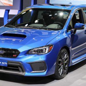 Компанията Subaru показа свойте обновени  WRX и WRX STI