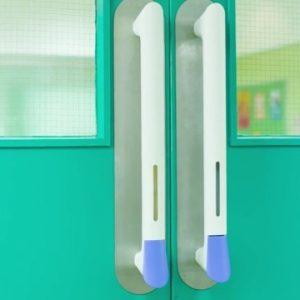 """""""Умна дръжка"""" за врата спира разпространението на бактерии"""