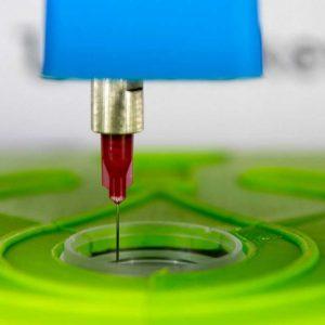 Метод за 3D отпечатване на произволни форми от живи клетки