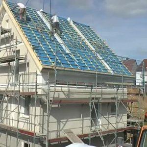 Германците строят къщи само за 24 часа, всичко е по специална технология