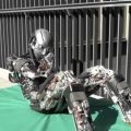 Японците са разработили уникален робот спортист