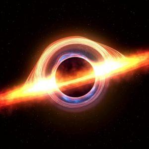 Какво представляват черните дупки?