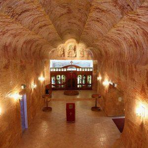 Кубър Педи – подземният град в Австралия